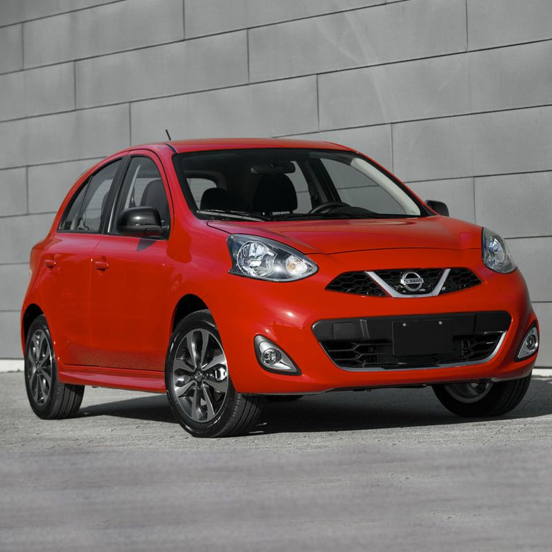 Rent and drive Nissan Micra for only AED 80 / day or AED