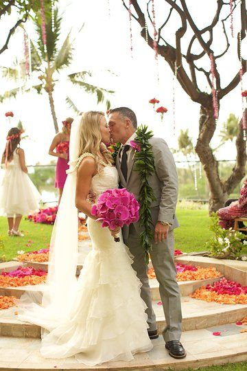 Photo from Shannon + Matt collection by Anna Kim Photography  Plumeria Point