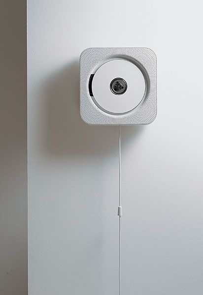 Document A Design: MUJI CD Player
