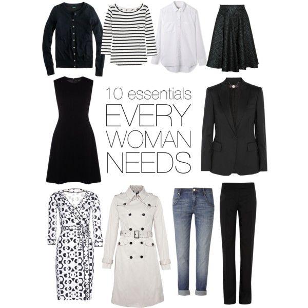 a7eba3365 10 wardrobe essentials