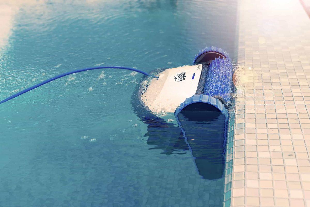 Conseils Robot De Piscine L Exemple Des Robots Dolphin Actualites Reportages Piscinespa Com Robot De Piscine Piscine Et Robot