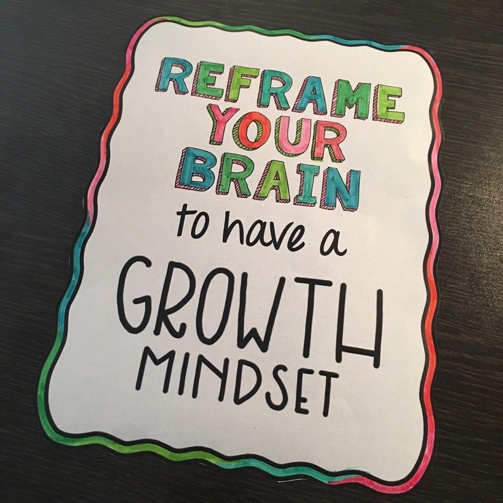 5 Ways To Reframe Negative Thoughts