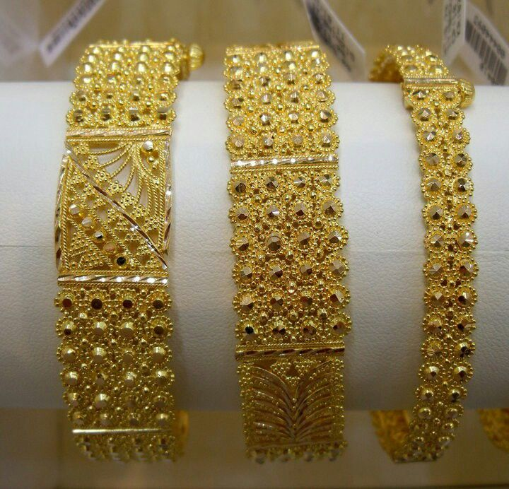 Jewellery From Saudi Arabia Pure Gold