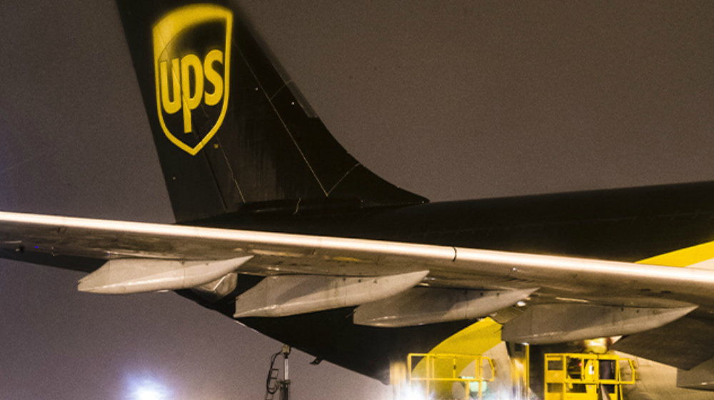 UPS Can Now Rush Deliver Your Package to More Places Than Ever — 177 Countries to be Exact / smallbiztrends.com