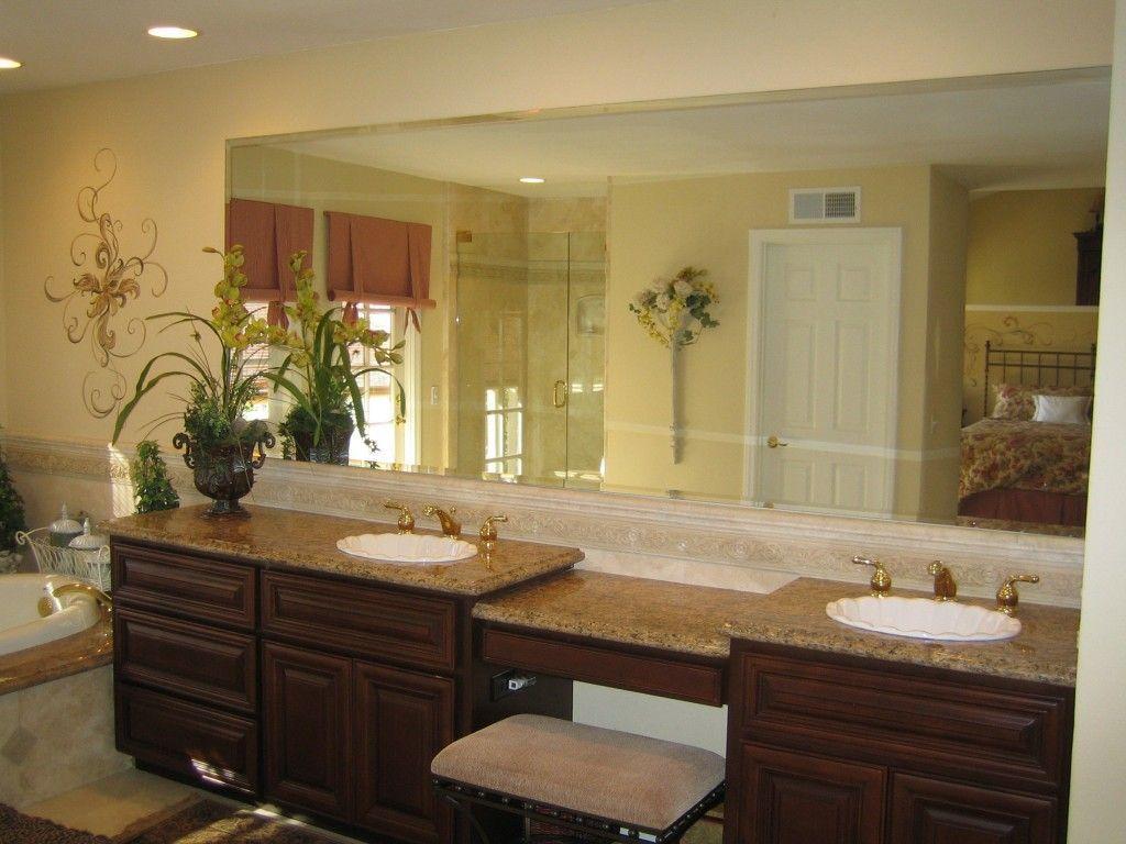 Custom Bathroom Mirrors Decor Ideas Custom Bathroom Mirror Wall Bathroom Modern Bathroom Vanity