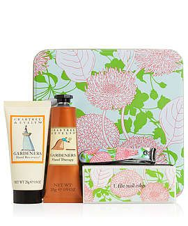 Crabtree & Evelyn Gardeners Manicure Tin $20 (Mother's Day)