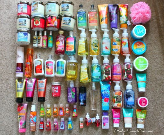Bath Body Works Products But Not Until The Semi Annual Sale