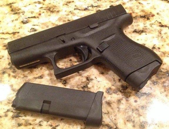 Vickers Tactical Glock 42 Basepads 1 | Guns | Glock 42, Guns