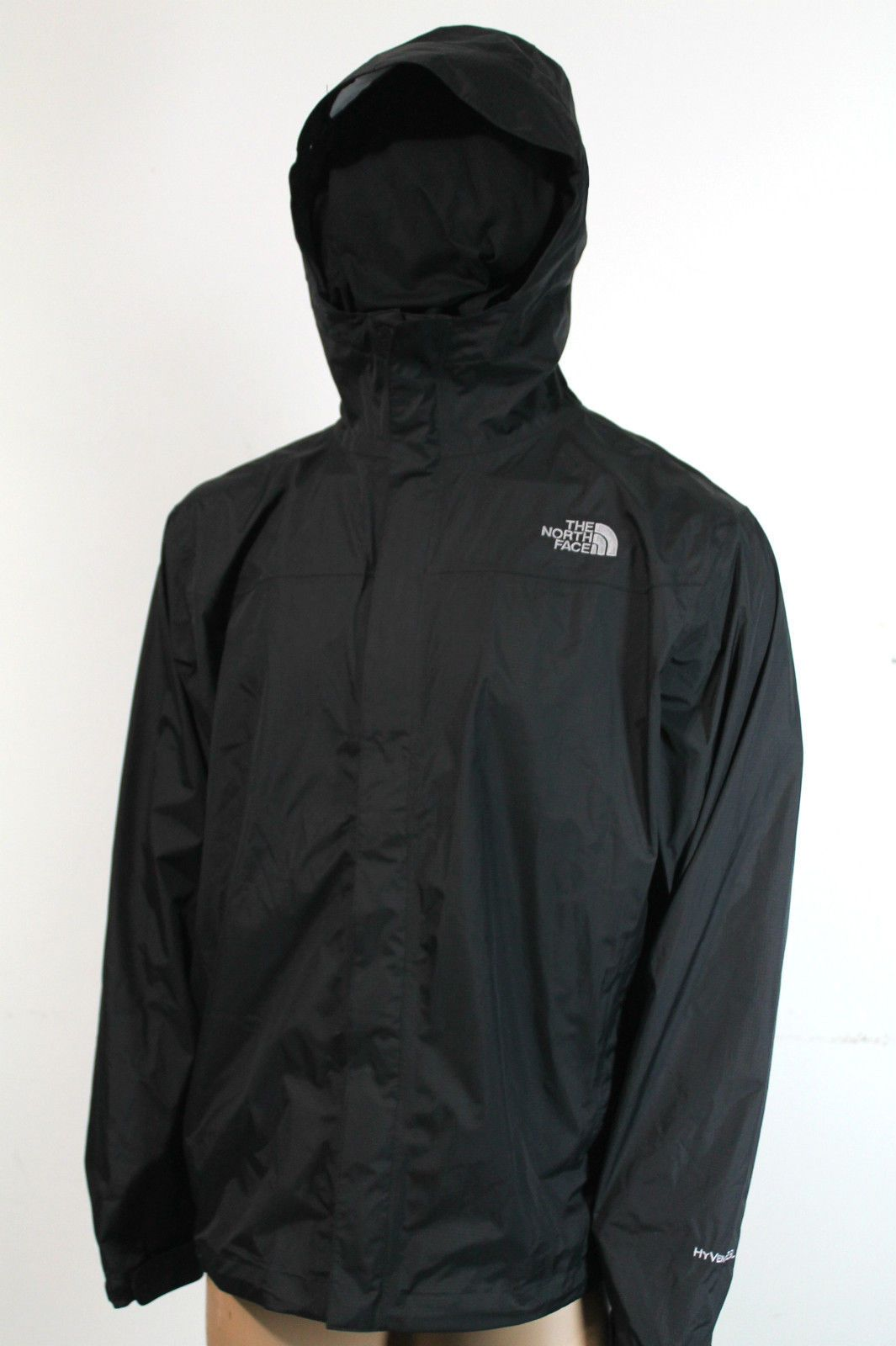 a55a4c8db The North Face Men's Venture Jacket 2 5L Hyvent Lightweight Hooded ...