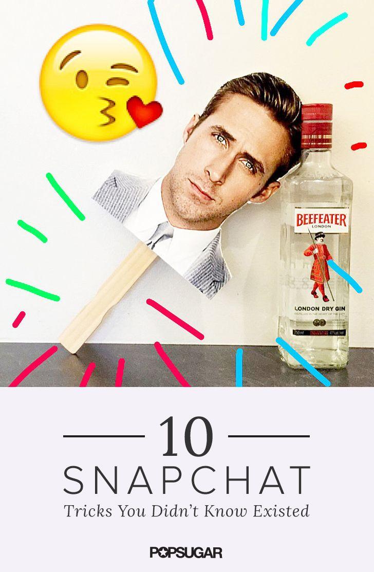 10 Snapchat Tricks You Didn T Know Existed Snapchat Marketing Snapchat Hacks Social Media Snapchat