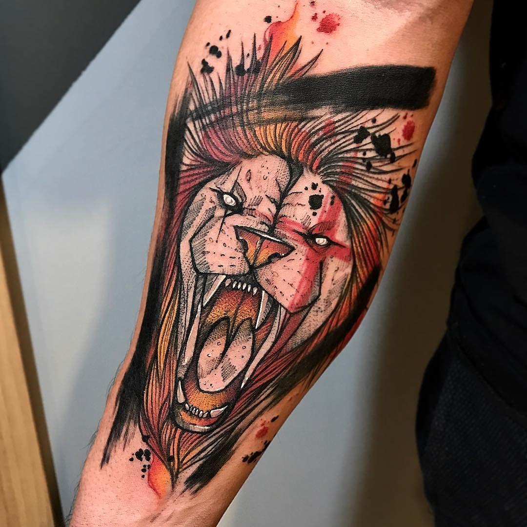 Encontre o tatuador e a inspira o perfeita para fazer sua for Design in stile romano