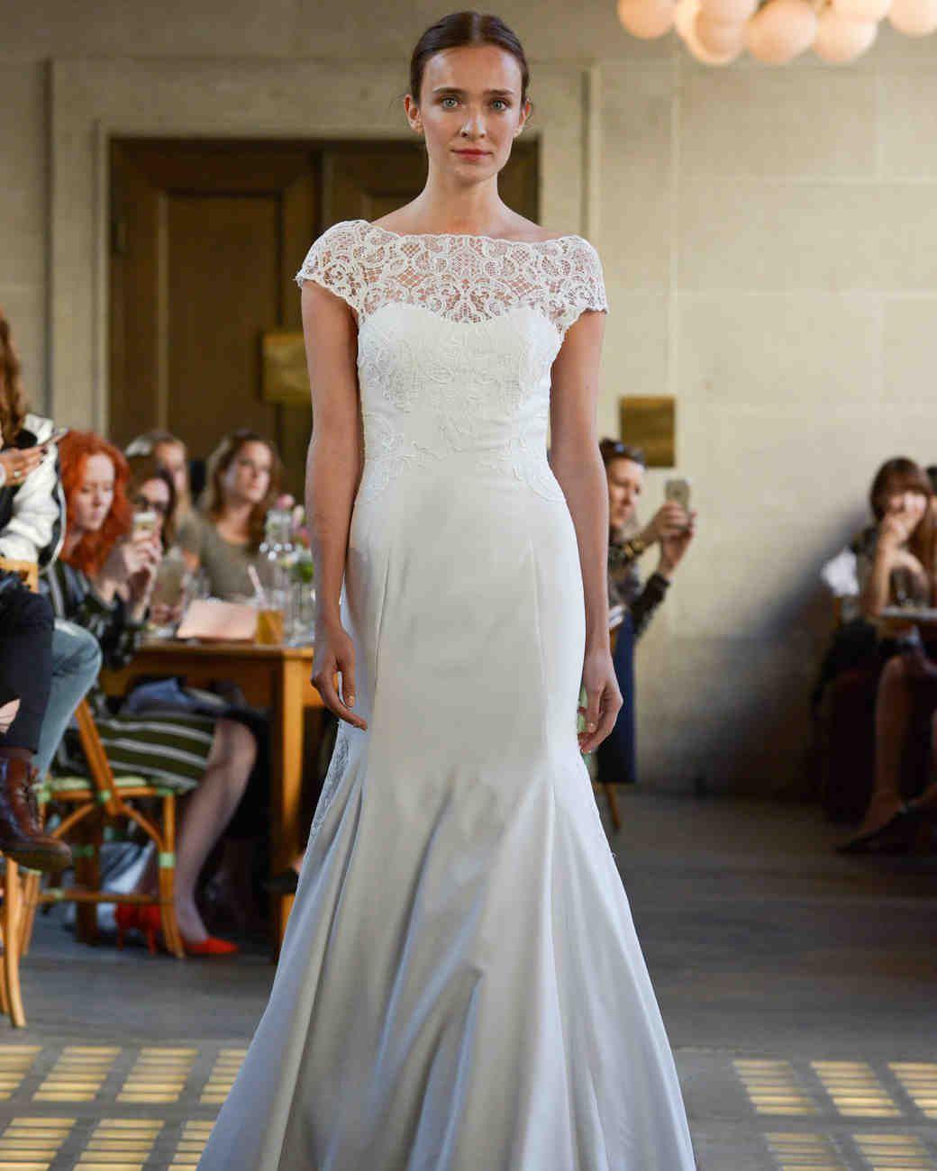 Lela Rose Fall 2017 Wedding Dress Collection Martha Stewart - Lela Rose Wedding Dresses