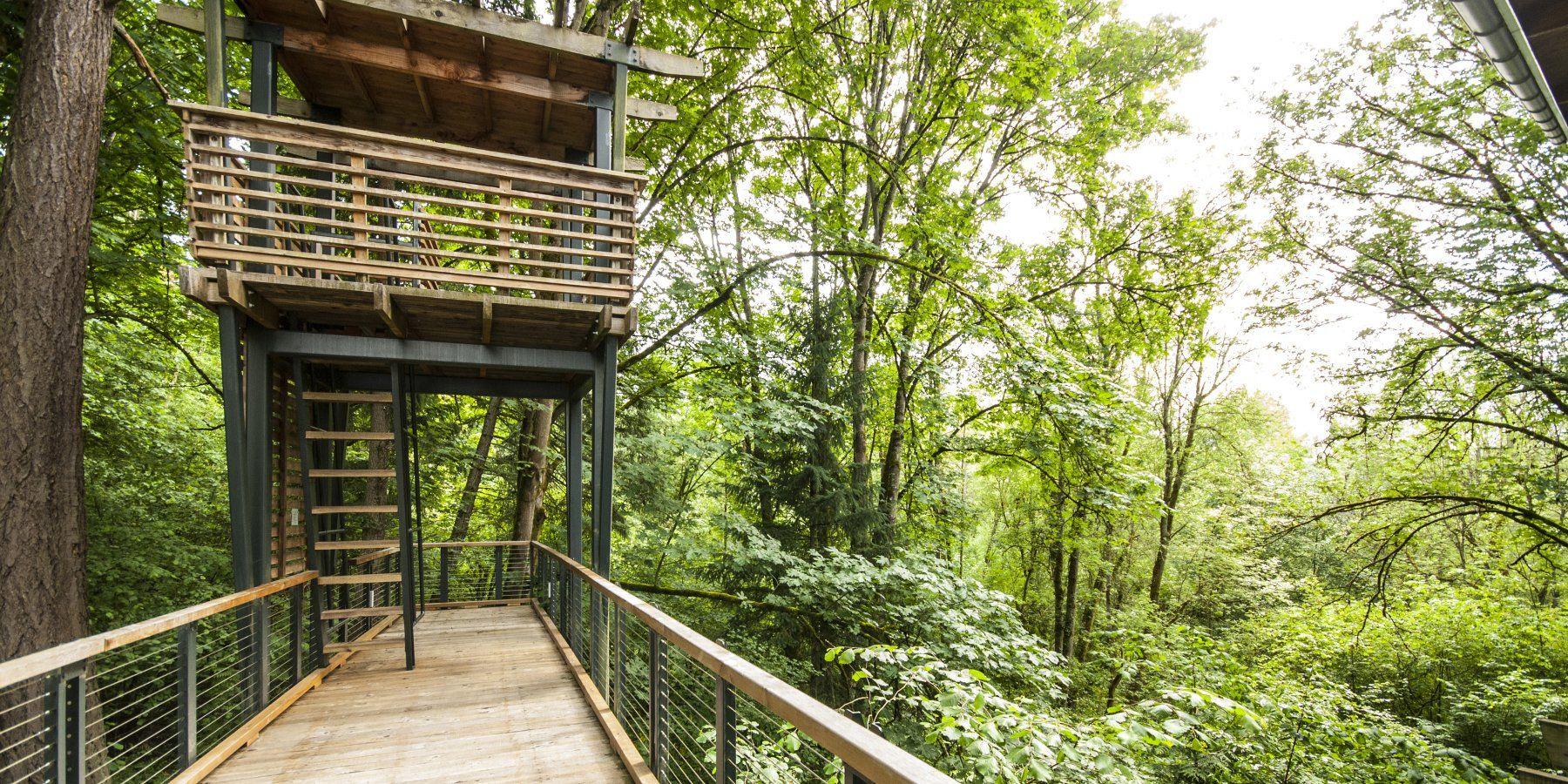 Mercer Slough Nature Park Environmental Learning Center - Mercer