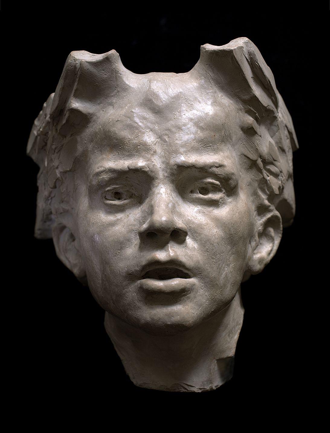 KOHVAL 2O52-REF | Sculpture_head | Pinterest | Anatomy