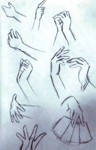 The Art Of Hand Motions Drawing Anime Hands Drawing Anime Clothes Anime Drawings