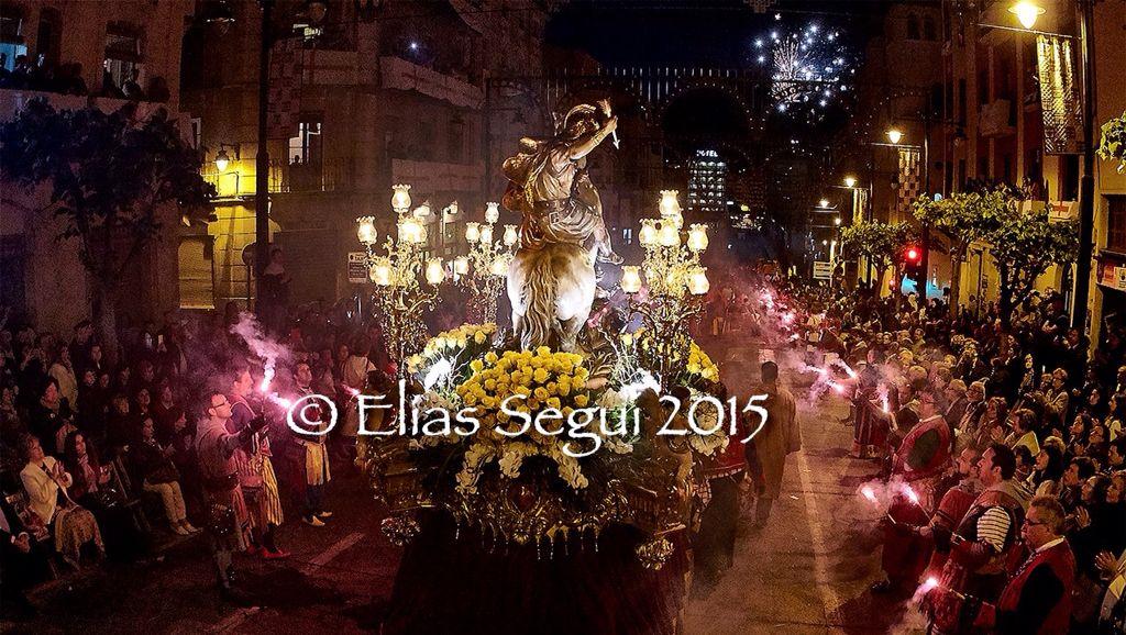Procesión de San Jorge (Alcoy)