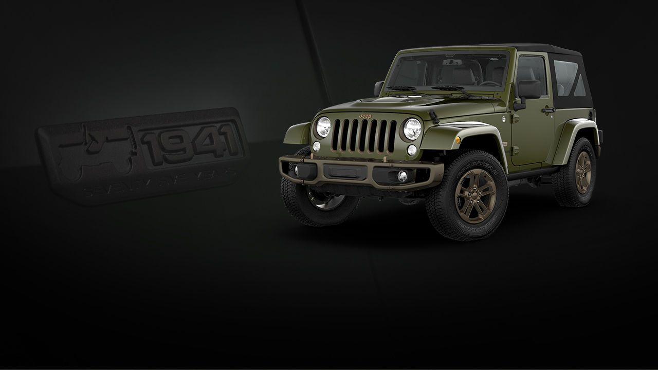 salute jeeplopedia brand concept wrangler vehicle jeeppress jeep commemorative with anniversary news celebrates