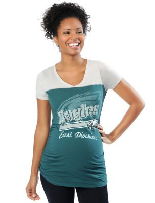 Motherhood Maternity Philadelphia Eagles NFL Maternity T Shirt  88a14ed00