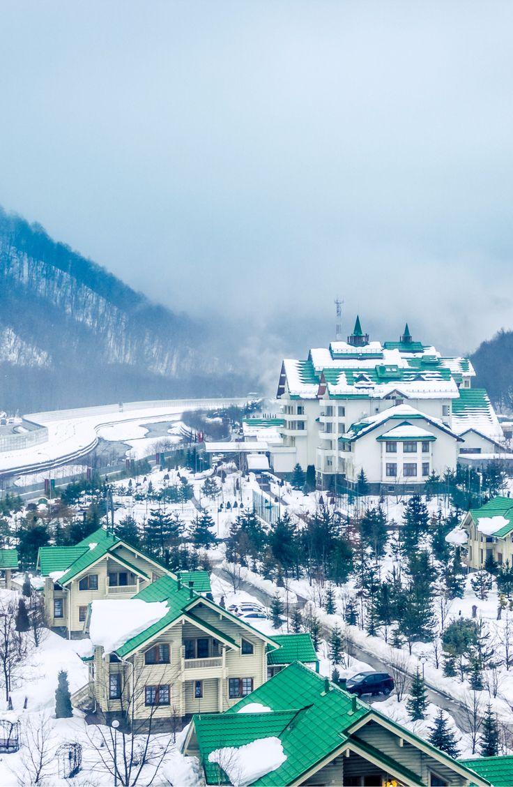 New Year. Krasnaya Polyana 2019 10