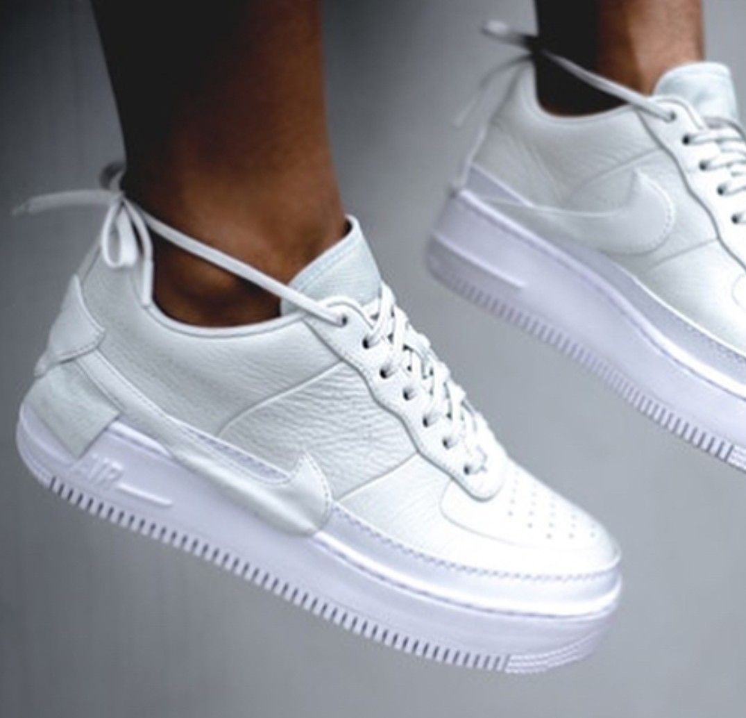 new arrival fbe88 2f7f7 Air Force 1 Jester | kicks. in 2019 | Shoes sneakers, Sneakers nike ...