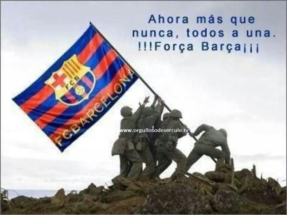 !!!Força Barça¡¡¡