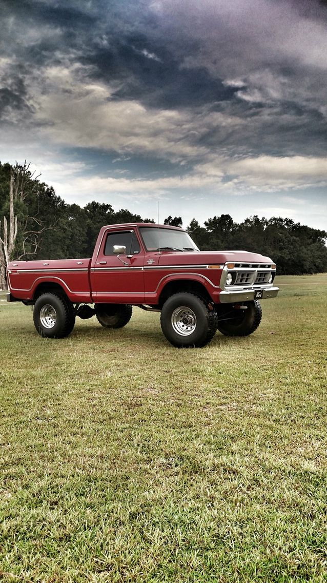 Pin By Rogers Ford On 70 S Classic Ford Trucks 79 Ford Truck