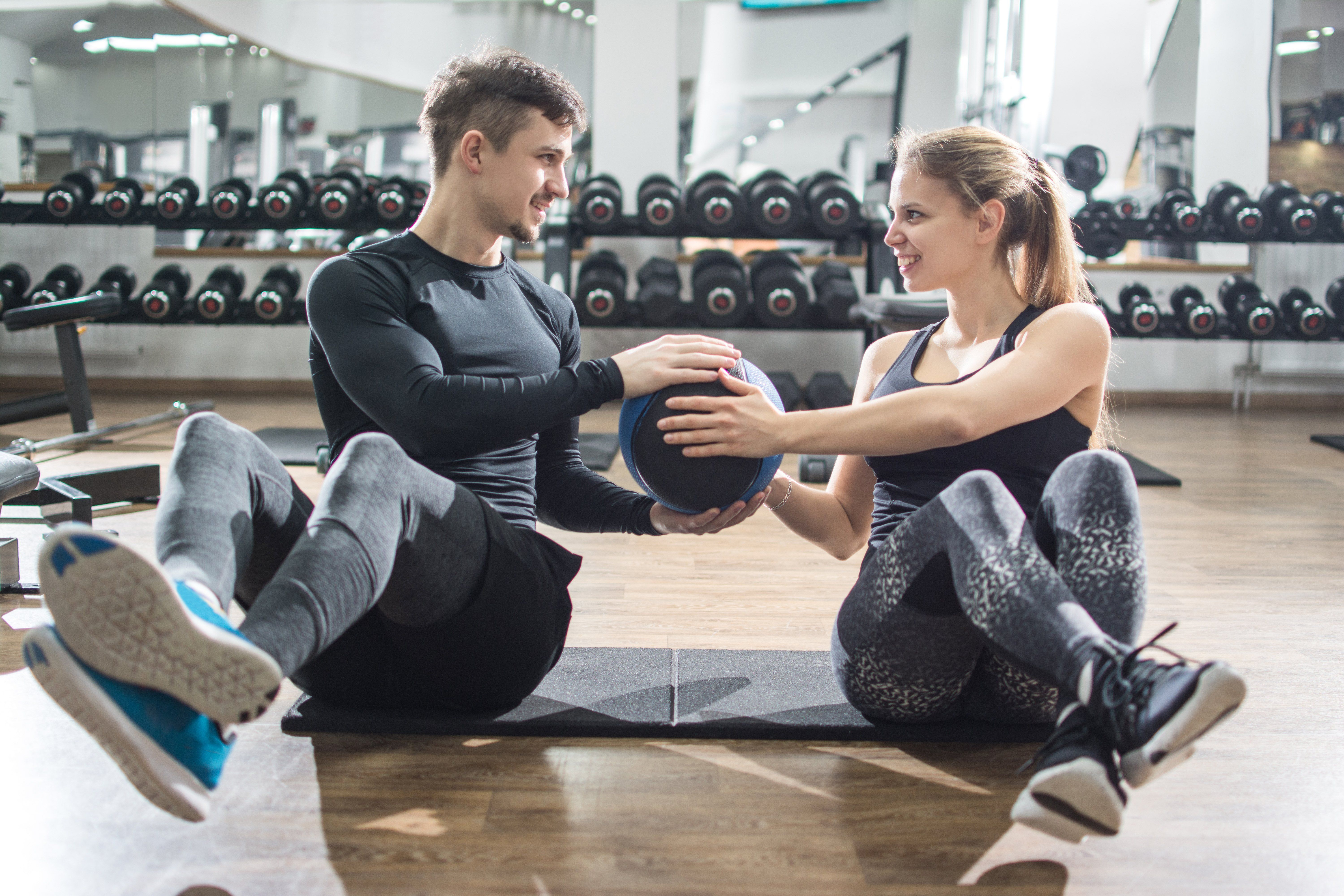 The Get Strong In 2019 Challenge Livestrong Com Fit Couples Fitness Motivation Pictures Workout For Flat Stomach