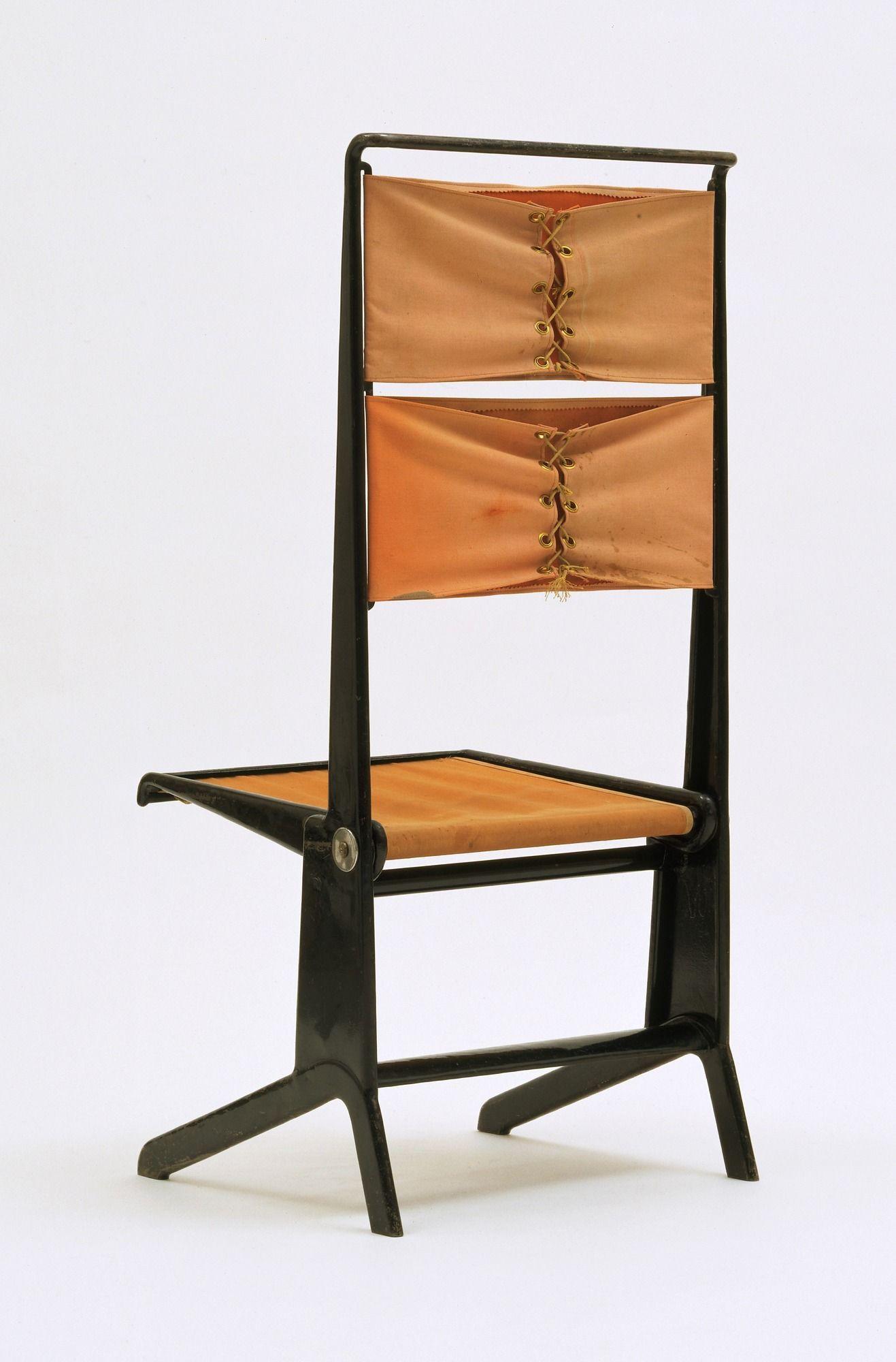 Jean Prouv & Pierre Missey Folding Chair,