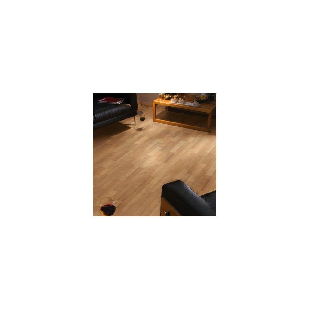 Kronoclic 6mm X 195mm Wellington Oak 3 Strip Laminate Flooring