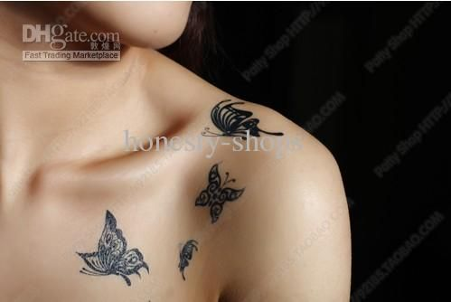 Butterfly Chest Tattoos Google Search Tattoos For Women Chest Tattoo Tattoos