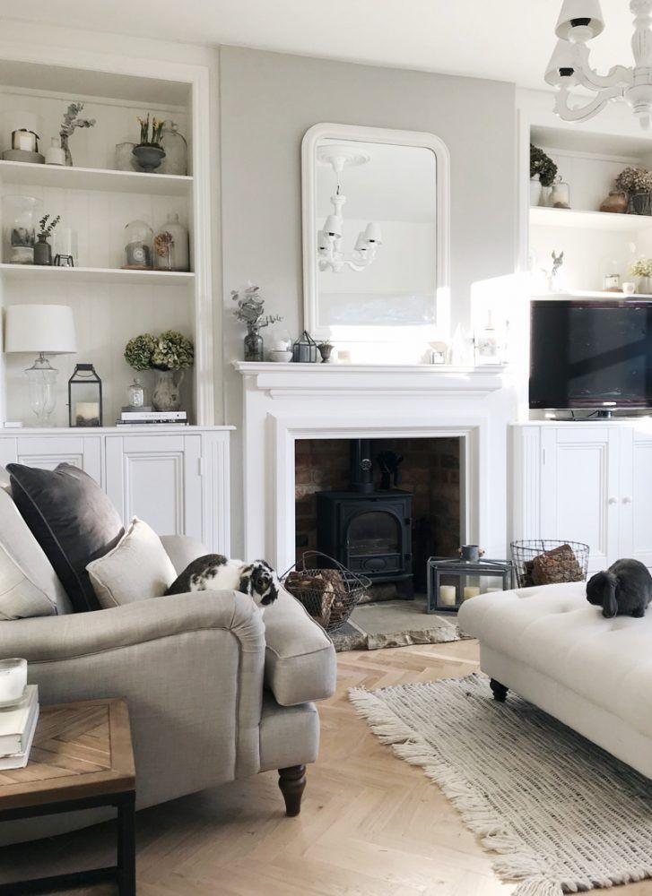 LIVING ROOM MAKEOVER - The Hoppy Home | House Ideas | Pinterest ...