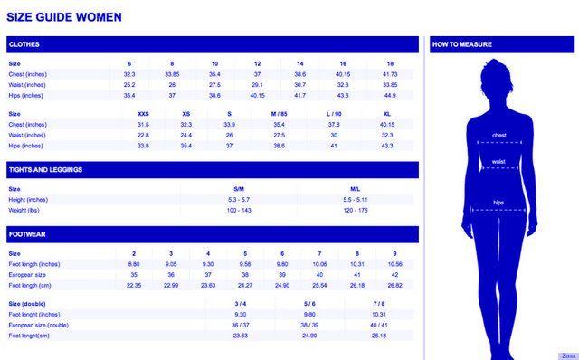 women's shoe size conversion chart international   nähen - schuhe ...