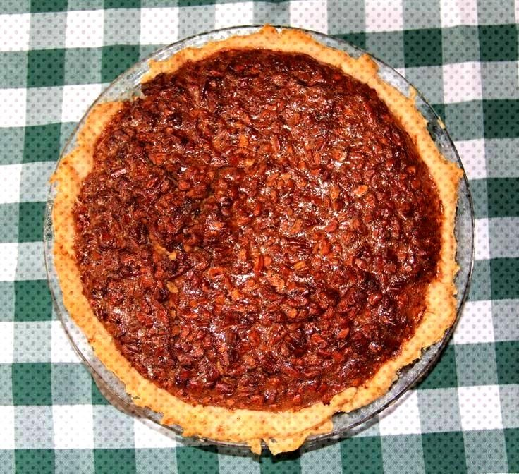 Southern Pecan Pie - Sweet Pies and Tarts -