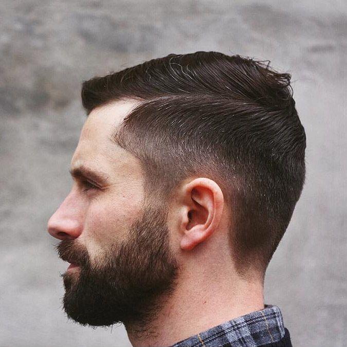 Regulation Cut This Military Haircut Involves Trimming