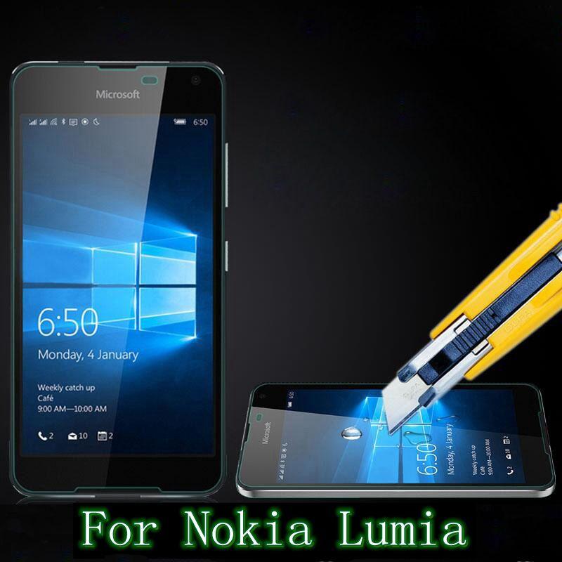 9H Tempered Glass For Nokia Lumia 950 930 830 730 735 640 630 635