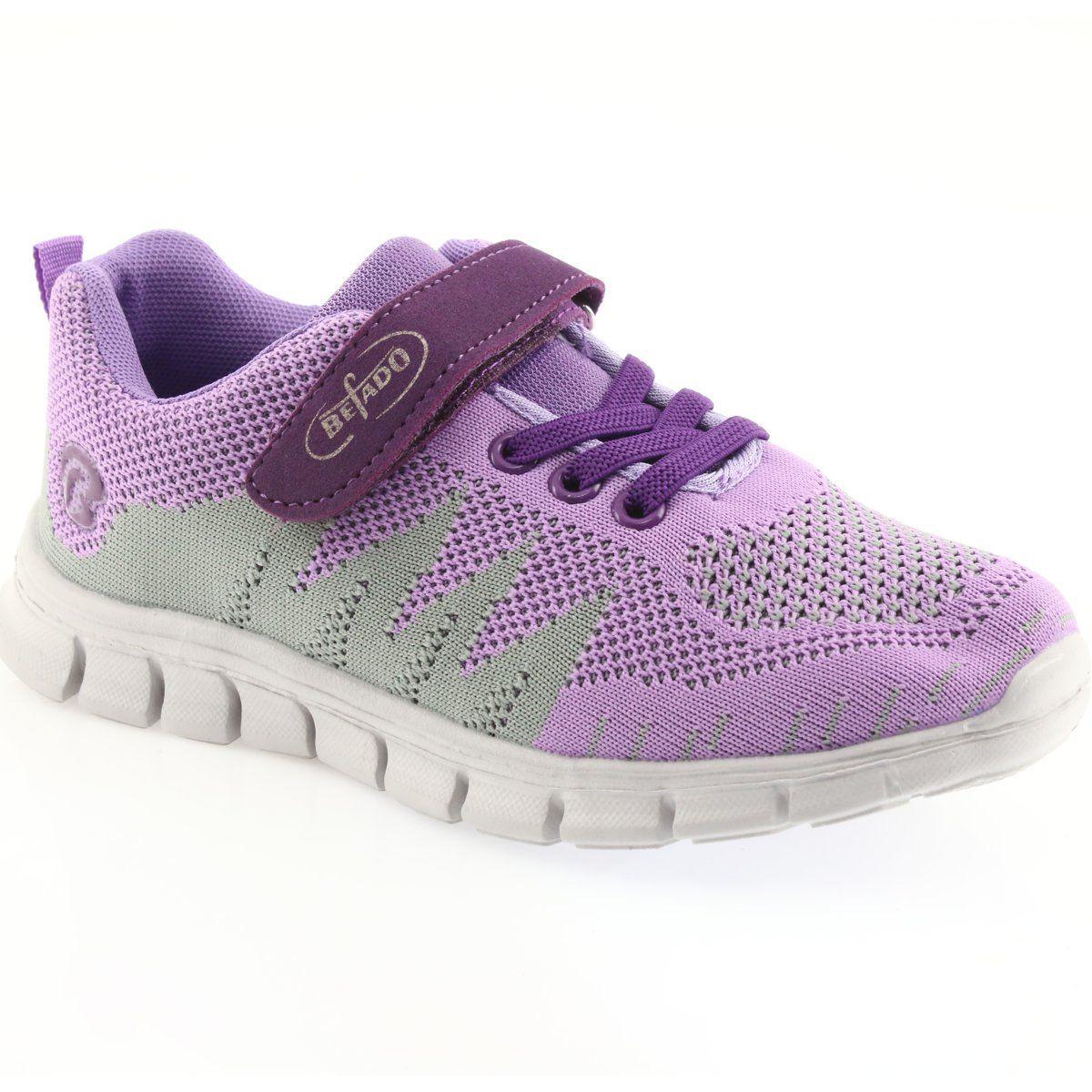 Befado Obuwie Dzieciece Do 23 Cm 516y025 Fioletowe Childrens Shoes Shoes Kid Shoes