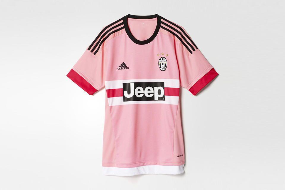 b0b740e1b803 Why Drake Is Wearing a Pink European Football Jersey