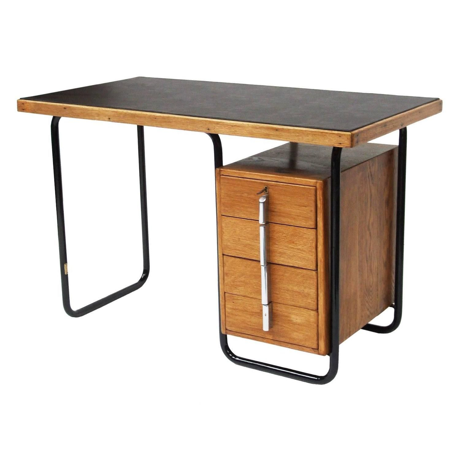 1930s Bauhaus Desk by Welles Coates for Kingfisher 3