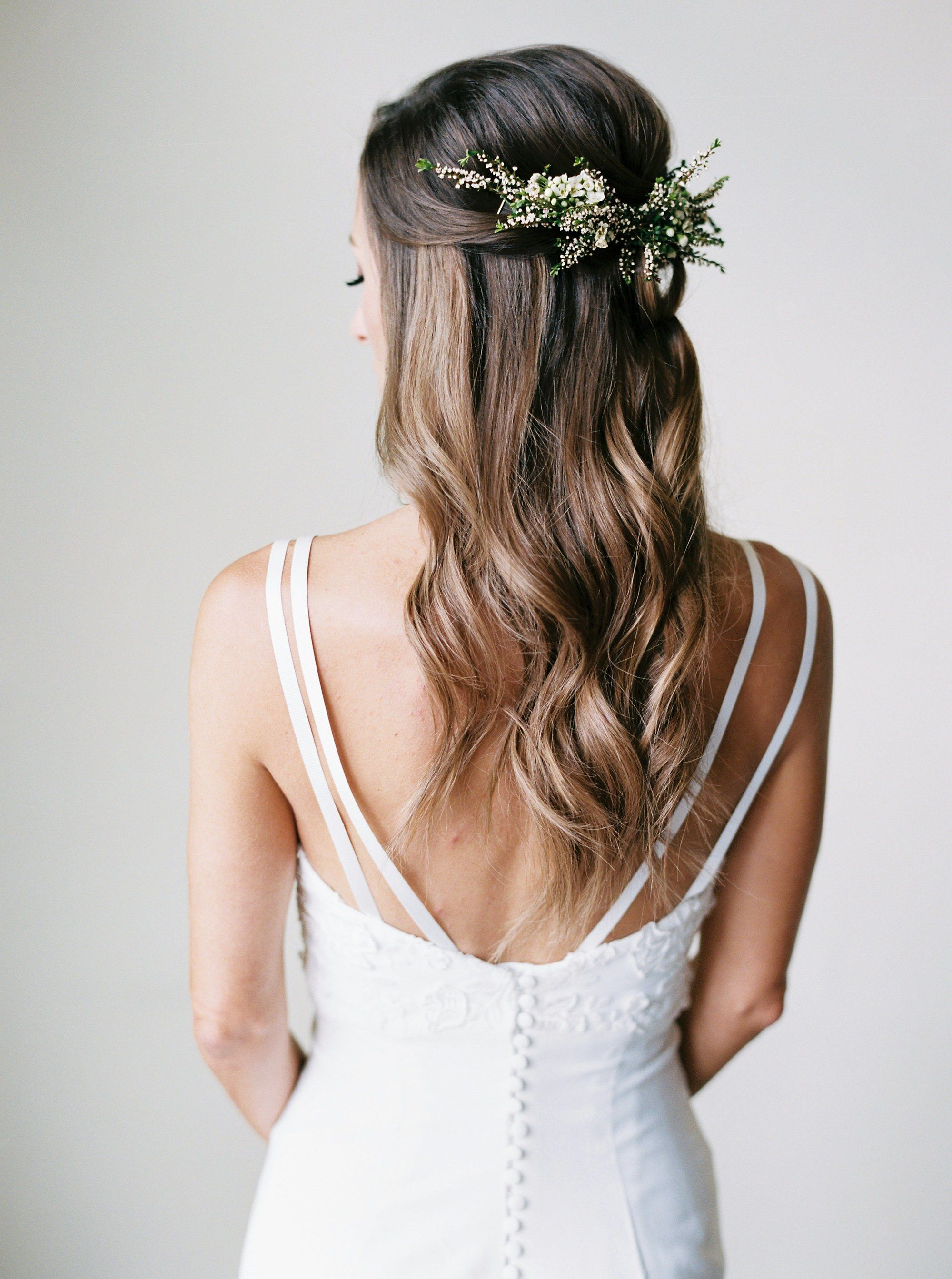 tips for acing your wedding hair trial hair ideas in