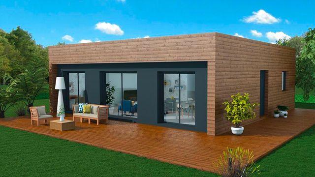 booa-maison-bois-look4 Architecture maison Pinterest - prix pour extension maison