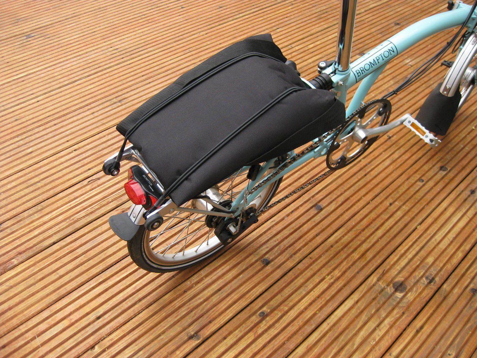 Folding Bike Carry