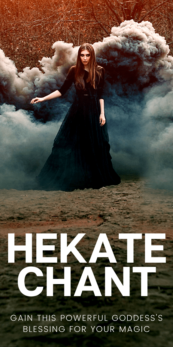 Hekate Chant: Gain Her Powerful Blessing #newmoonritual