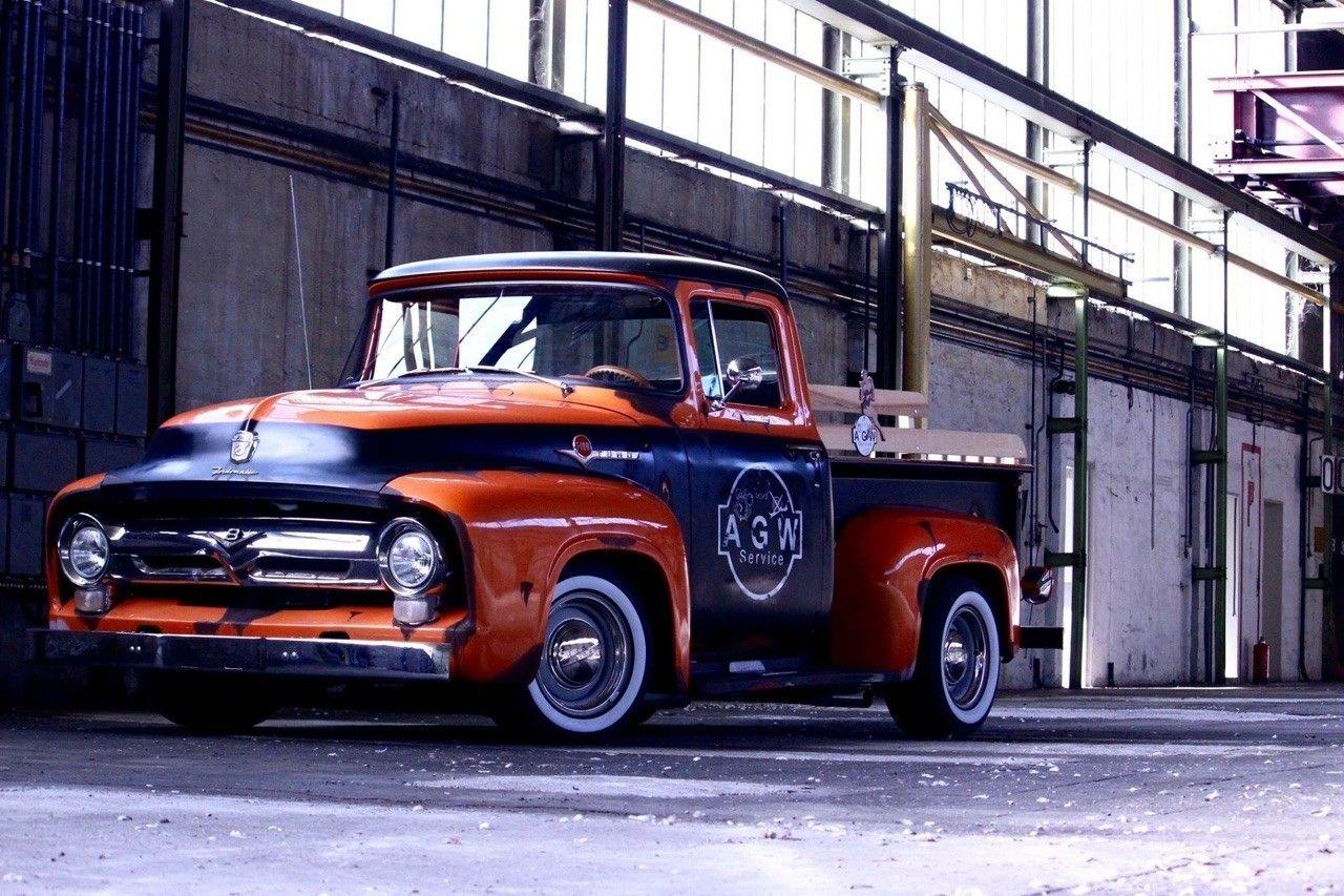 Pin De Ramiro Pretelt En Ford F100 Camionetas
