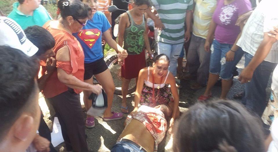 #HONDURAS: Asesinan a un hombre en el barrio El Triunfo de Choluteca - http://bit.ly/1QjjNGh