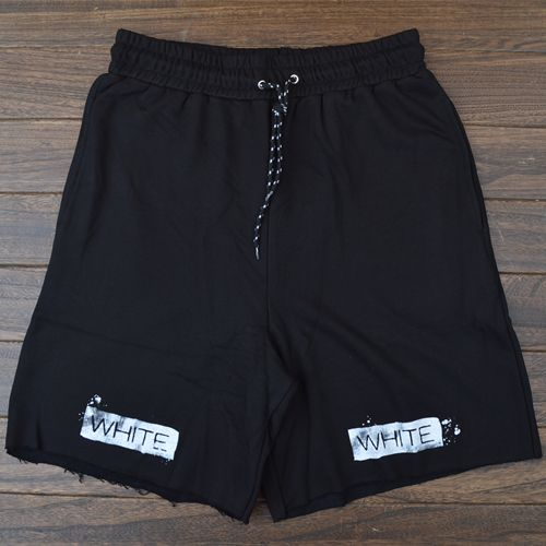 High Quality Mens womens Shorts OFF WHITE Pyrex version hipa ...