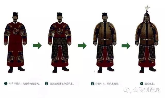 明代軍人穿什麼打仗? – wechat中文網