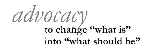 "Advocacy - to change ""what is"" into ""what should be."" (Autism ...: https://www.pinterest.com/pin/401805597977004657"