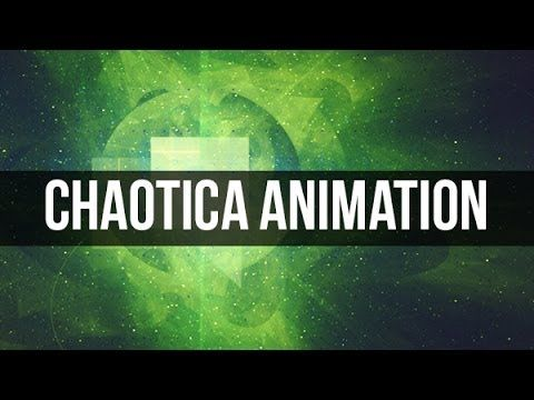 Chaotica Fractal Animation Tutorial - YouTube | Adobe AE - Motion