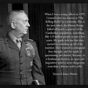Atheist marines