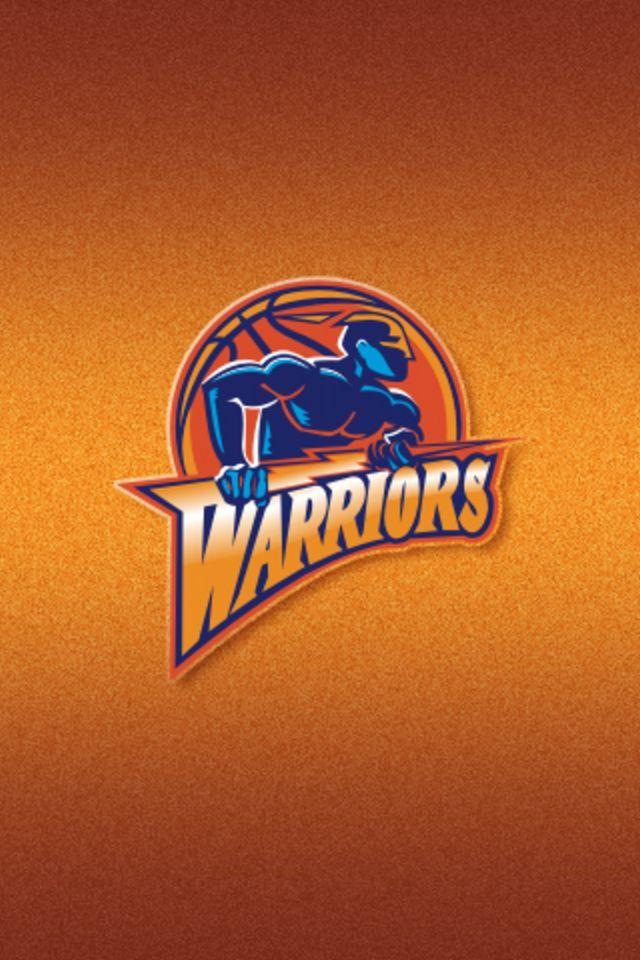 Golden State Warriors Logo Iphone Wallpaper Wallpaper Golden